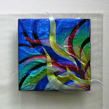 Botanicals art architectural glass for residential for Architectural glass art
